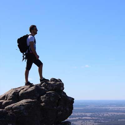 como elegir una mochila de trekking