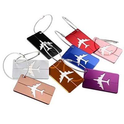 mejores etiquetas para maletas
