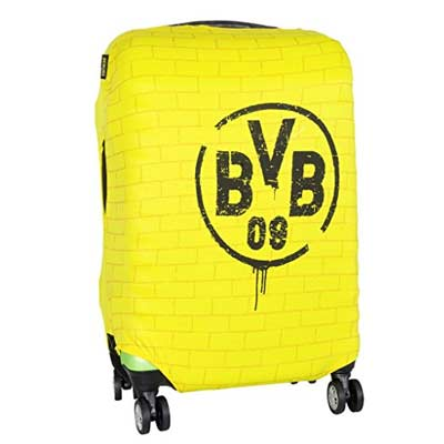 mejores fundas amarillas para maletas