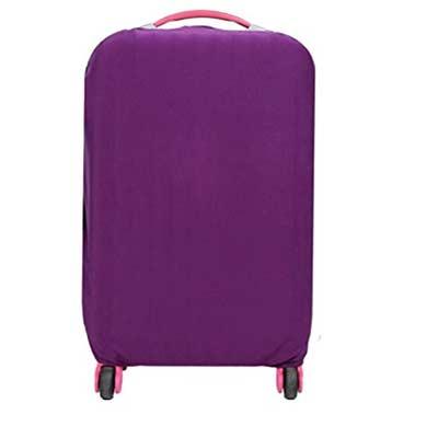 mejores fundas moradas para maletas