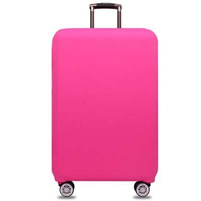 mejores fundas rosas para maletas