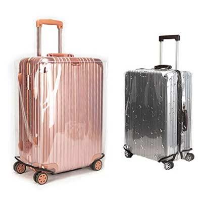 mejores fundas transparentes para maletas