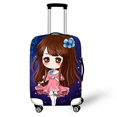 mejores fundas de maletas para niñas