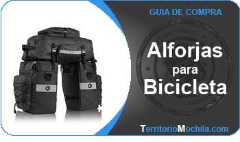 guia especializada en alforjas para bicicletas