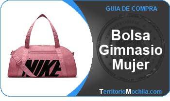 GUIA ESPecializada en bolsas de gimnasio para mujer