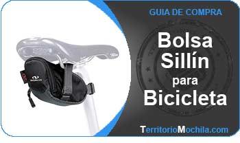 guia especializada en bolsas de sillin para bicicletas