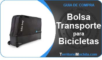 guia especializada en bolsas de transporte para bicicletas