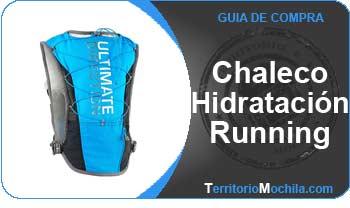 guia especializa en chaletos hidratacion running