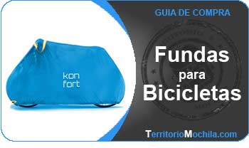 guia especializada en fundas para bicicletas