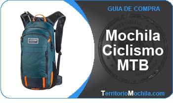 guia especializada en mochilas de ciclismo