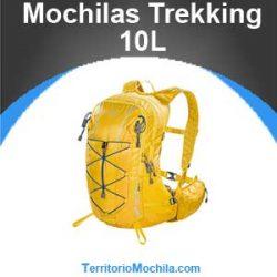 Mejores Mochilas de Trekking 10L – Guía Especializada