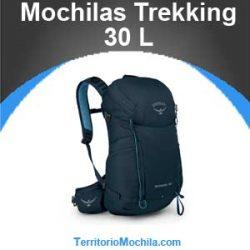 Mejores Mochilas de Trekking 30L – Guía Especializada