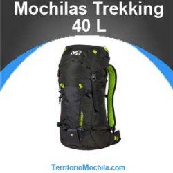 Mejores Mochilas de Trekking 40 L – Guía Especializada
