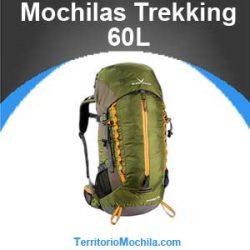 Mejores Mochilas de Trekking 60L – Guía Especializada