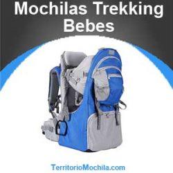 Mochilas de Trekking para Bebes- Guía Especializada