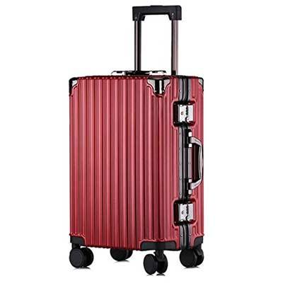 mejores maletas de aluminio