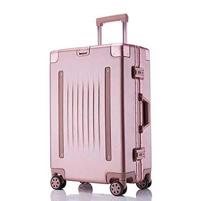 mejores maletas rosas